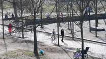 Berlińczycy korzystają z uroków wiosennej pogody