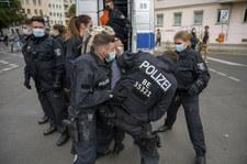 Berlińczycy nie wytrzymali. Protesty i starcia z policją
