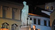 Berlusconi bohaterem wieczoru dedykowanego Dantemu