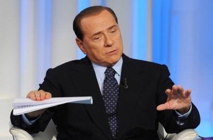 Berlusconi jest przeciwny zbyt wysokim transferom /AFP