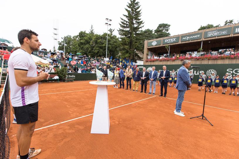 Bernabe Zapata Miralles wygrał Poznań Open. Fot. Paweł Rychter /INTERIA.PL