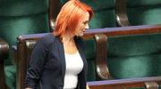 Bernadeta Krynicka: posłanka, której trudno nie zauważyć! Rude włosy, wyraziście pomalowane usta
