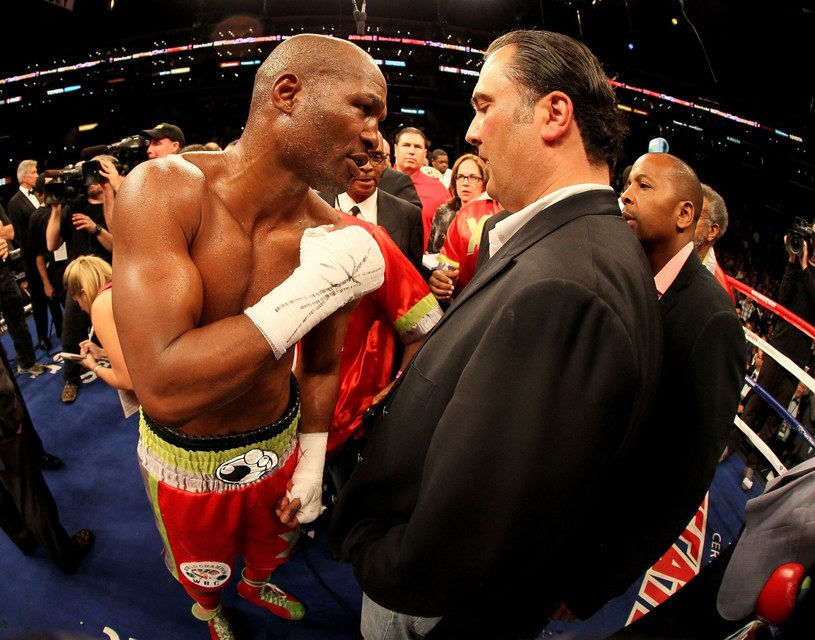 Bernard Hopkins to legenda zawodowego boksu /AFP