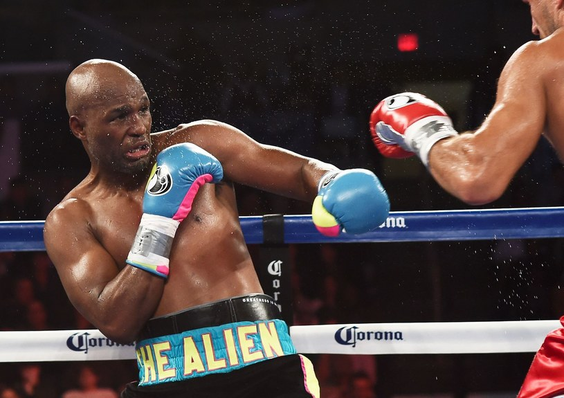 Bernard Hopkins /AFP