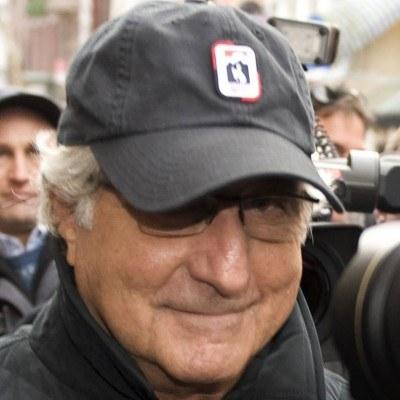 Bernard Madoff /AFP
