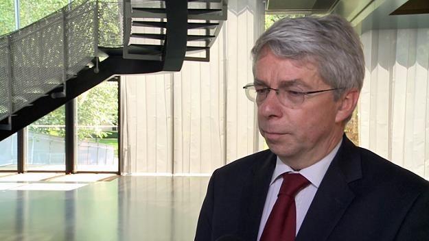 Bernard Planchais, wiceprezes i dyrektor ds. operacyjnych, DCNS /Newseria Biznes