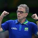 Bernardo Rezende zrezygnował z trenowania reprezentacji Brazylii siatkarzy
