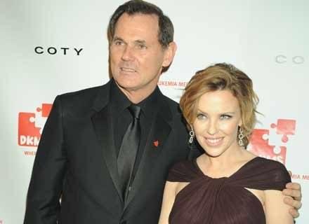 Bernd Beetz i Kylie Minogue /INTERIA.PL/materiały prasowe