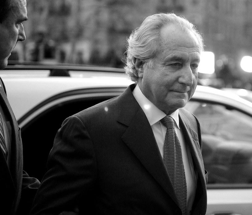 Bernie Madoff /AFP