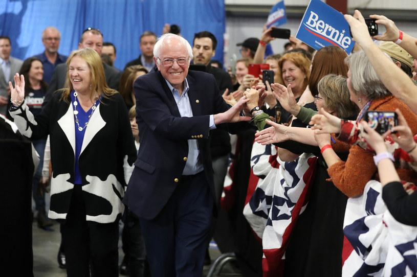 Bernie Sanders w Vermont /AFP