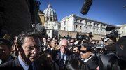 Bernie Sanders w Watykanie