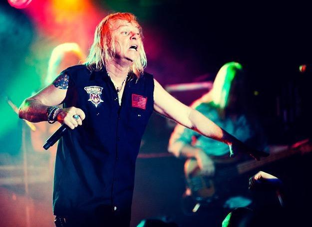 Bernie Shaw (Uriah Heep) w Katowicach /fot. Adam Jędrysik / jedrysik.com