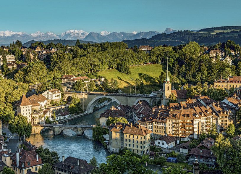 Berno /Switzerland Tourism/Jan Geerk  /materiały promocyjne