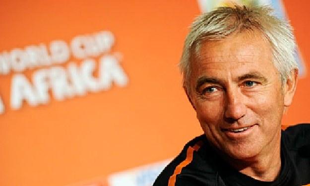 Bert van Marwijk porzuci pracę w reprezentacji Holandii po Euro 2012 /AFP