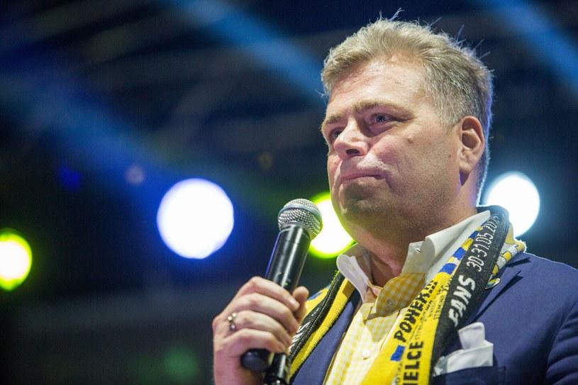 Bertus Servaas, prezes Vive Tauronu /Patryk Ptak /East News