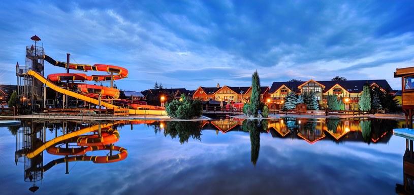 Bešeňova leży zaledwie 50 km od granicy /materiały prasowe