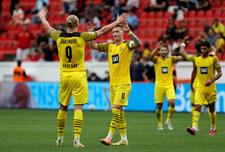 Besiktas Stambuł - Borussia Dortmund w Lidze Mistrzów. Relacja na żywo