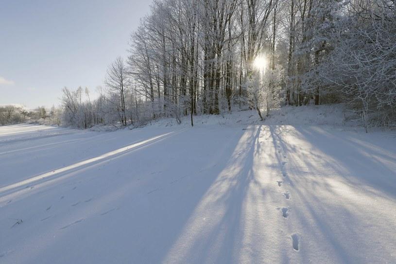 Beskid Niski w zimowej szacie /Jerzy Undro /Reporter