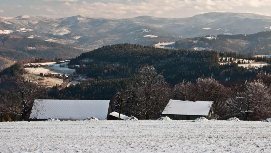 Beskid Śląski, zdj. ilustracyjne /Jan ?irina / Alamy Stock Photo /PAP