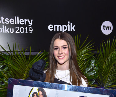 Bestsellery Empiku 2019: Kolejny sukces Roksany Węgiel