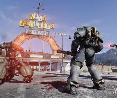 Beta Fallout 76 o północy także na PC i PS4