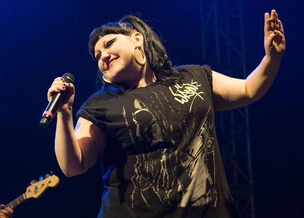 Beth Ditto przesadziła z alkoholem fot. Samir Hussein /Getty Images/Flash Press Media