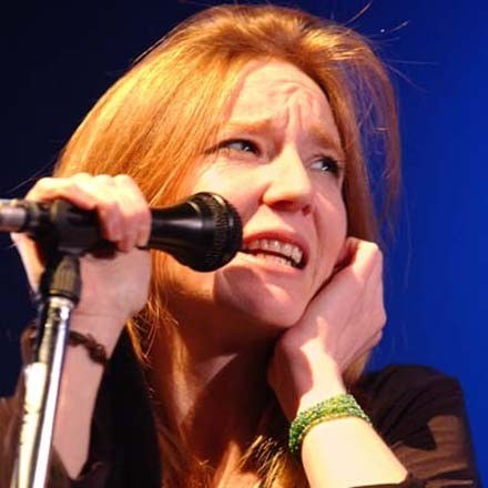 Beth Gibbons (Portishead) /arch. AFP