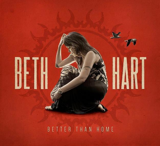 "Beth Hart na okładce płyty ""Better Than Home"" /"