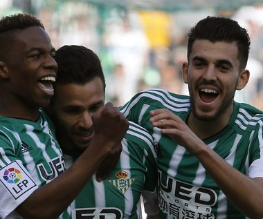 Betis Sewilla - Valencia CF 1-0. Neville wyleci?