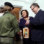 Betlejemskie Światło Pokoju dla pary prezydenckiej