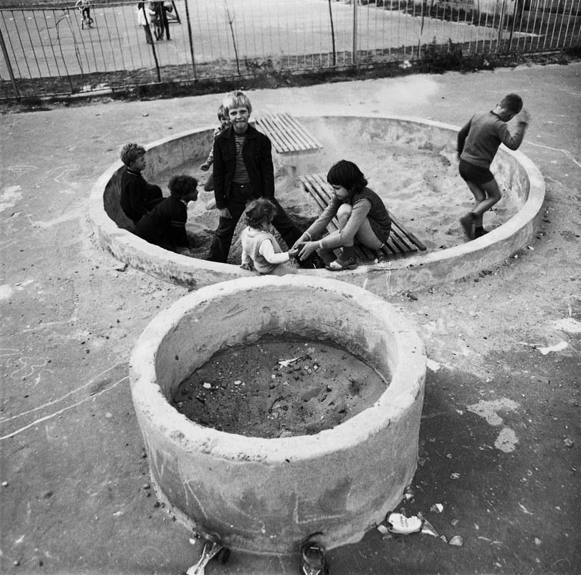 Betonowa Pustynia, fot A. Musiałówna, lata 70. XX w. /materiały prasowe