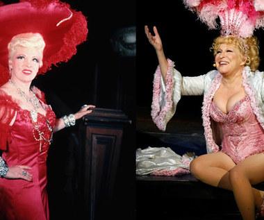 Bette Midler jako Mae West