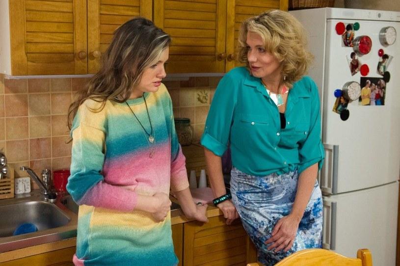 Betty i Nicole nie będą mogły dojść do porozumienia... /TVN