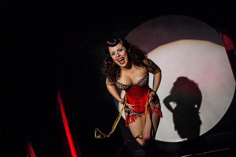 Betty Q, fot. Adam Burakowski / Off Festival /materiały prasowe