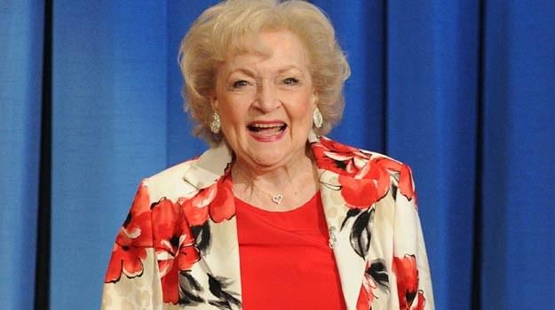 Betty White wzbudza większe zaufanie niż m.in. Sandra Bullock i Denzel Washington /fot. Jason Kempin /Getty Images/Flash Press Media