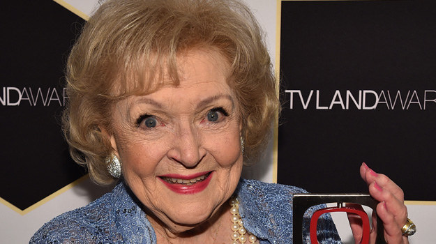 Betty White /Alberto E. Rodriguez /Getty Images