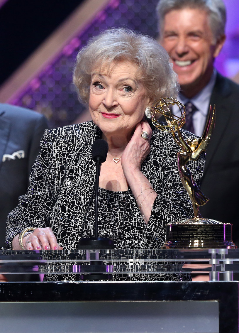 Betty White /Jesse Grant /Getty Images