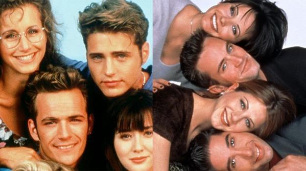 W Doborowym Towarzystwie Beverly Hills 90210 I Przyjaciele