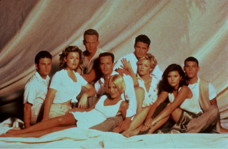 """""""Beverly Hills 90210"""" /AKPA"""