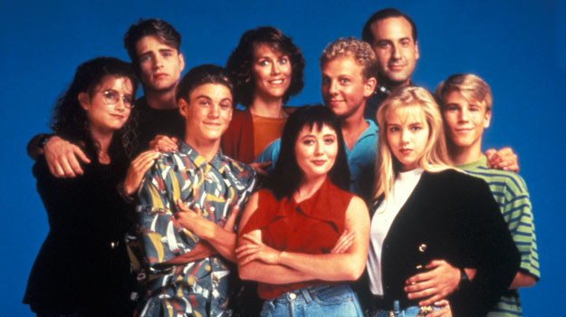 """Beverly Hills, 90210"" /materiały prasowe"