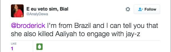 Beyonce chciała zamordować Aaliyah, aby być z Jayem Z? /