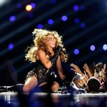 Beyonce dostała od fana... klapsa!