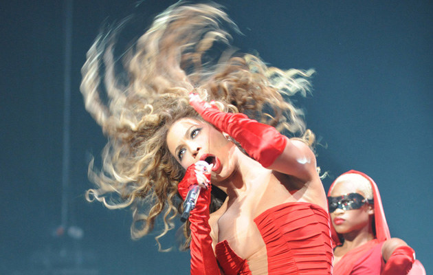 Beyonce, fot.Benett   /Getty Images/Flash Press Media