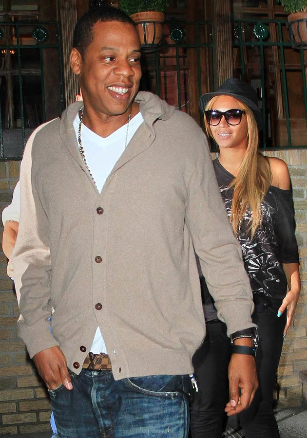 Beyonce i Jay-Z  /Splashnews