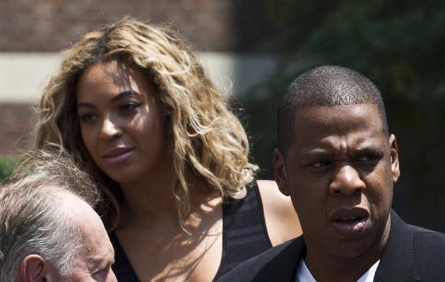Beyonce i Jay Z nie chcą być ze sobą /Kena Betancur /Getty Images