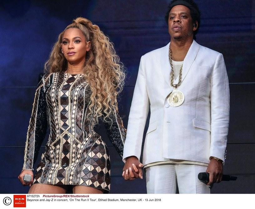 Beyonce i Jay Z są małżeństwem od 10 lat /East News