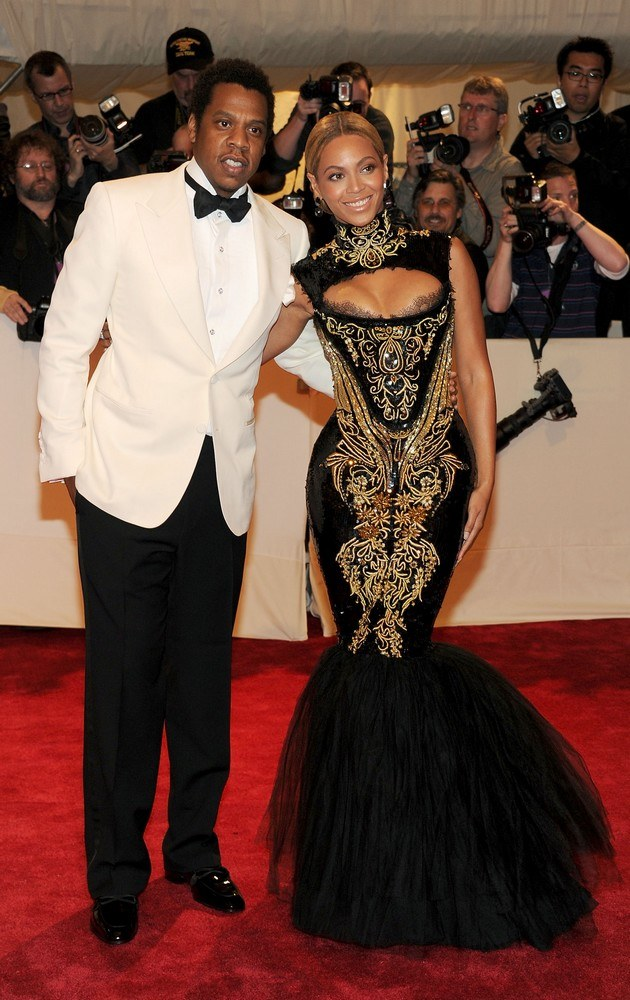 Beyonce i Jay-Z /Larry Busacca /Getty Images