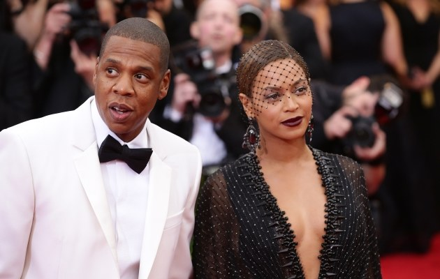 Beyonce i Jay Z /Neilson Barnard /Getty Images