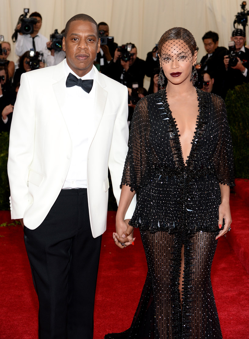 Beyonce i Jay Z /Dimitrios Kambouris /Getty Images