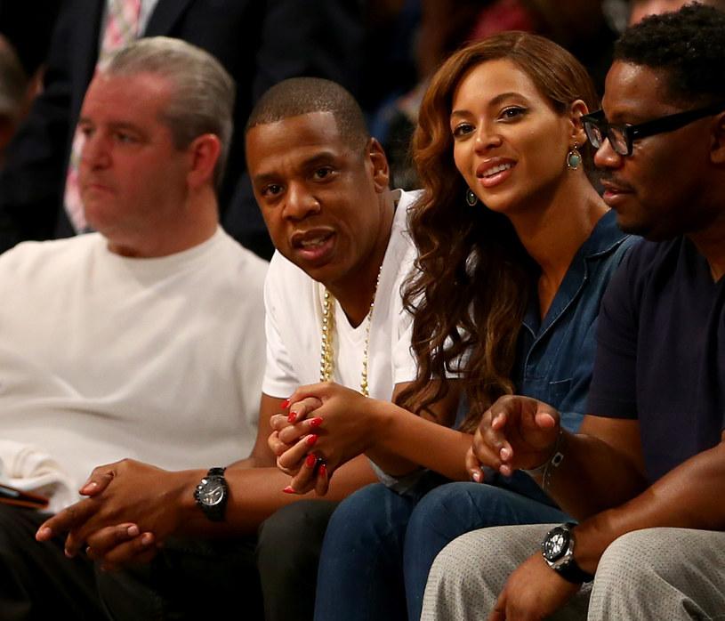 Beyonce i Jay Z /Elsa /Getty Images
